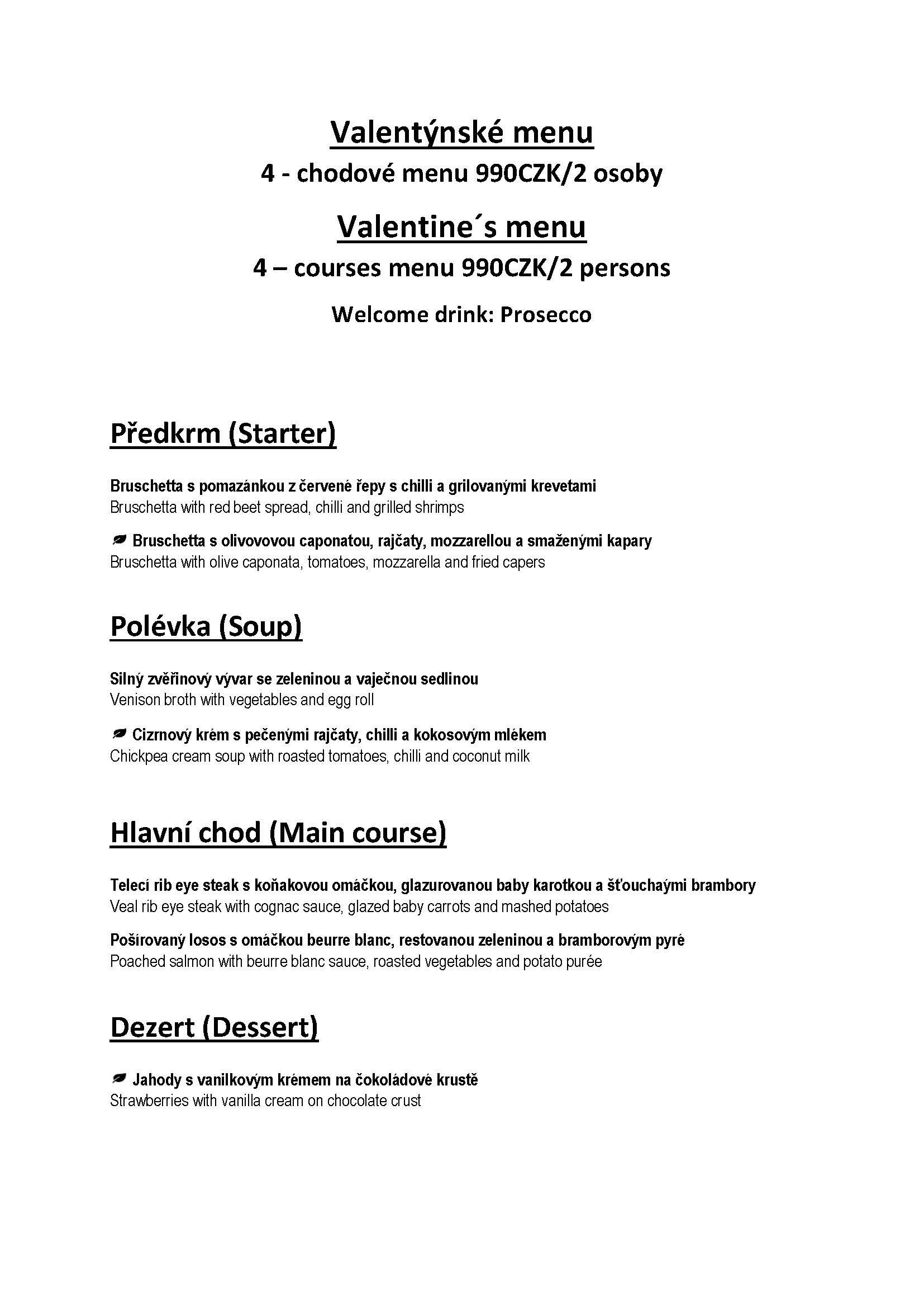 Valentýnské menu2